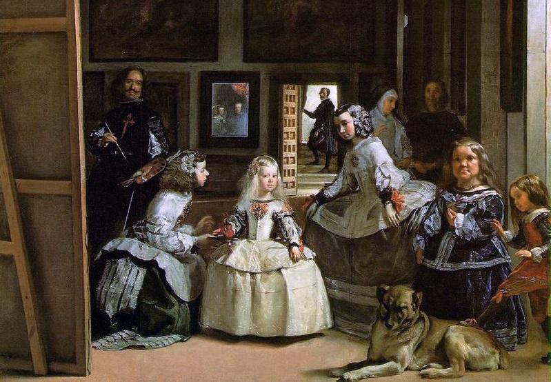 Las meninas: un icono de la Historia del Arte