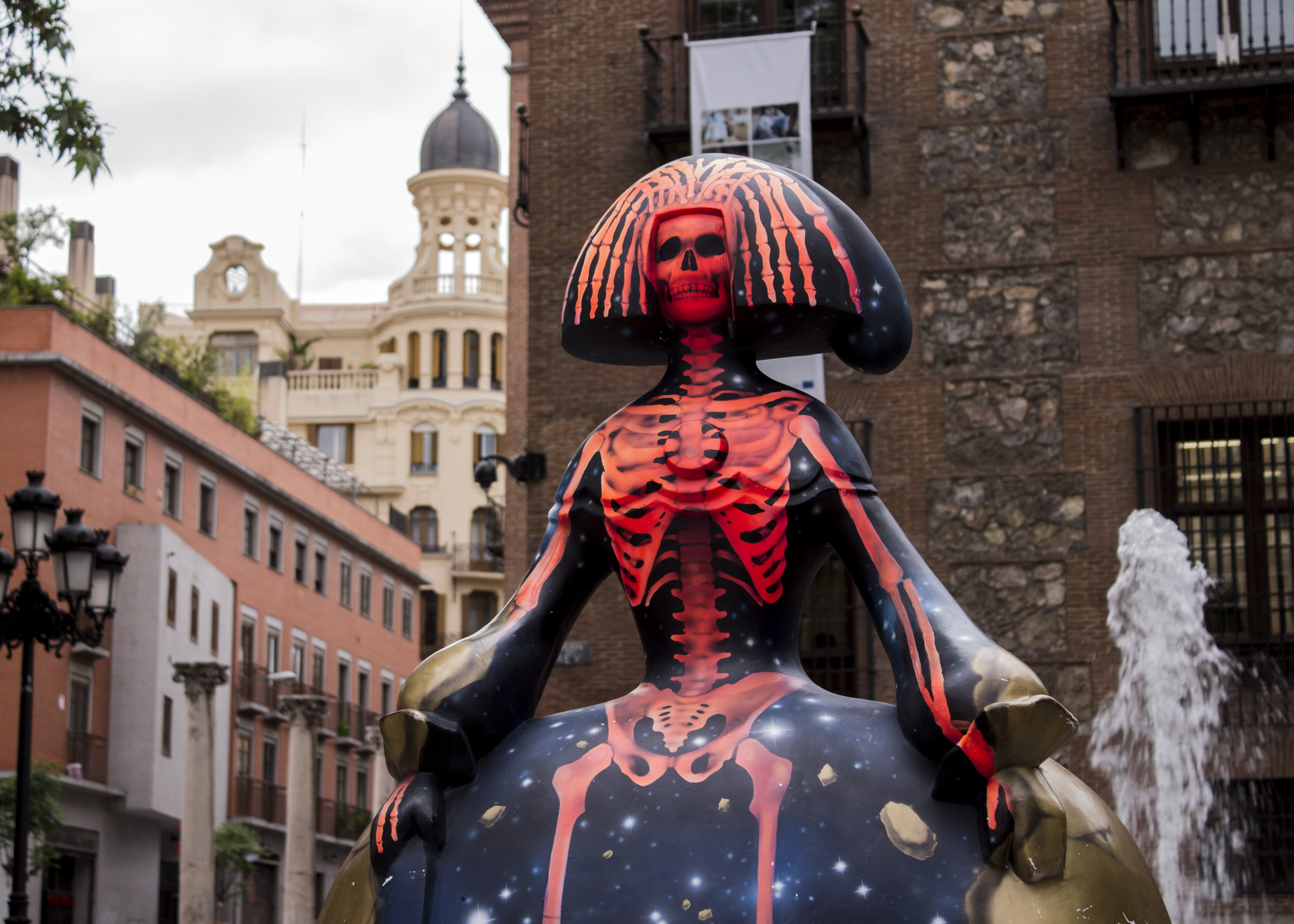 Meninas Madrid Gallery, el descubrimiento de un nuevo arte (I)